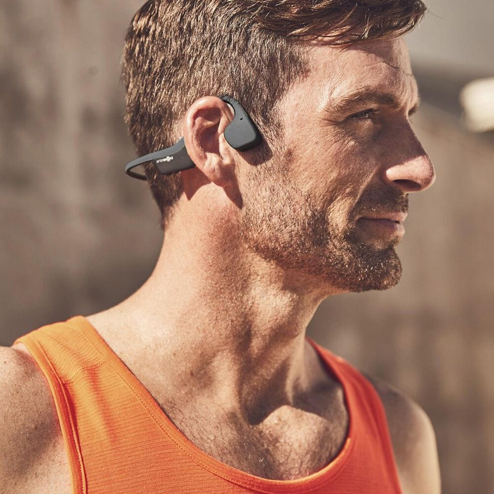 AfterShokz Trekz Air Bone Conduction Headphones in Slate Grey, , large