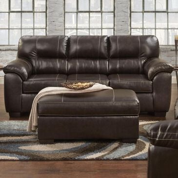 Arapahoe Home Austin Sofa in Chocolate, , large
