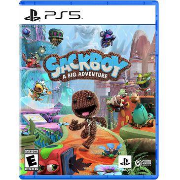 Sackboy: A Big Adventure  PlayStation 5, , large