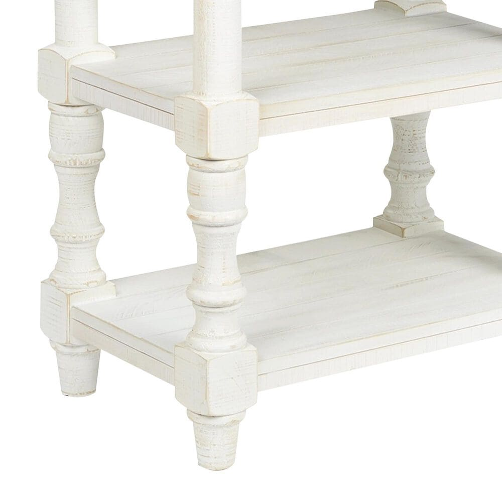 Signature Design by Ashley Dannerville Accent Table in Antique White, , large