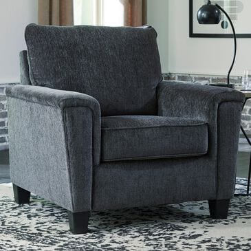 Signature Design by Ashley Abinger Chair in Smoke, , large