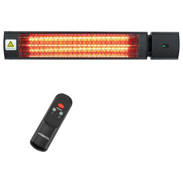 Permasteel Inc 1500W Electric Patio Heater in Black, , large