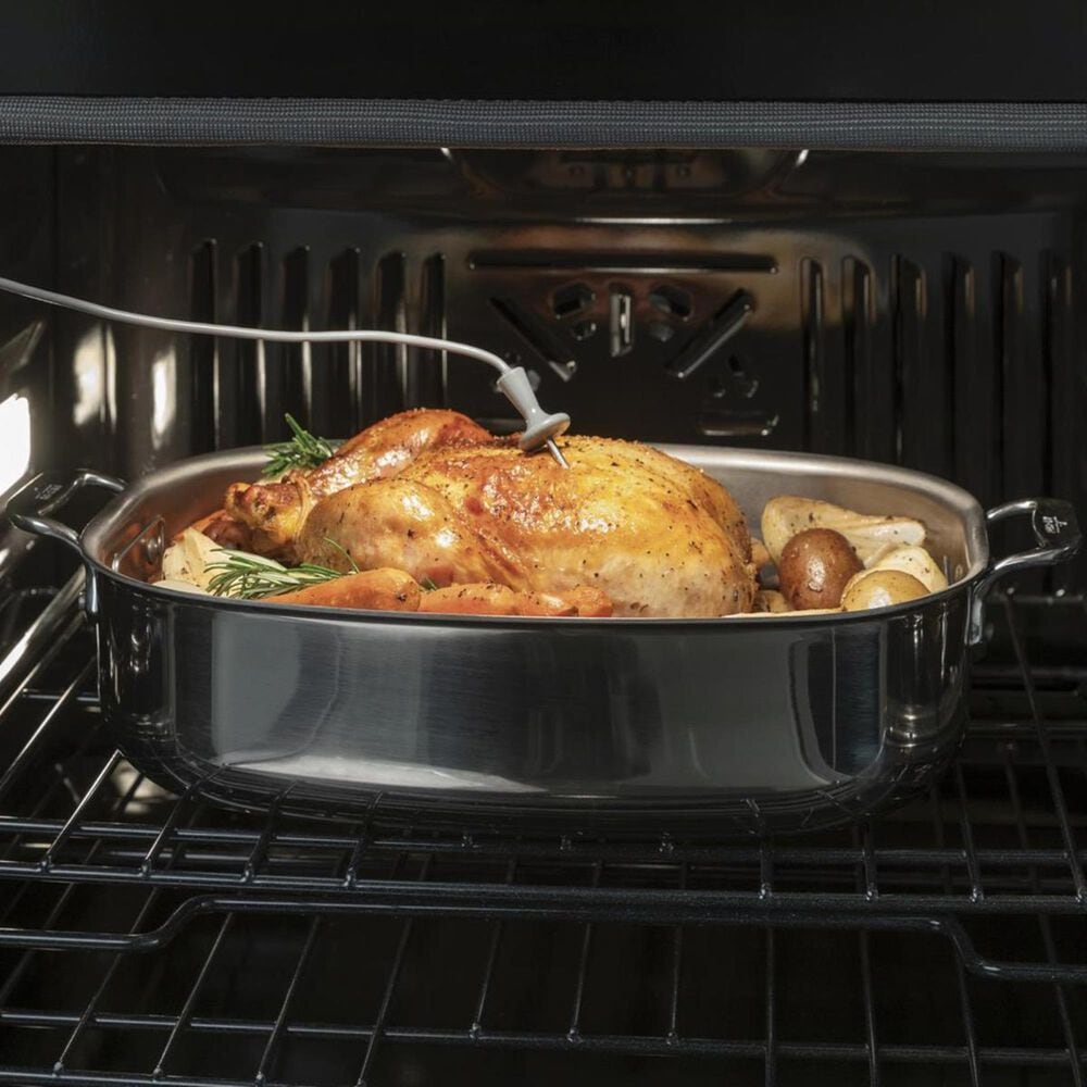 """GE Appliances 30"""" Built-In Double Wall Oven with Convection in Stainless Steel, , large"""