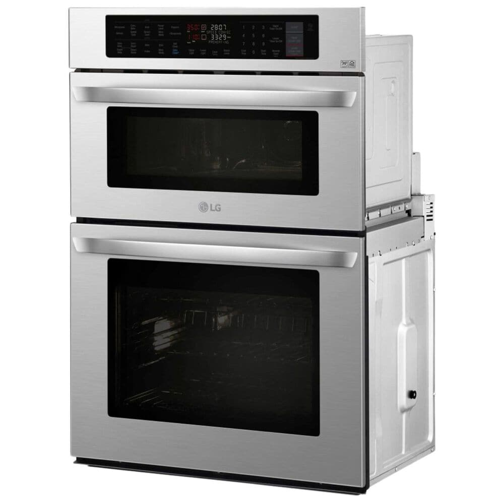 "LG 30"" Combination Wall Oven in Stainless Steel, , large"