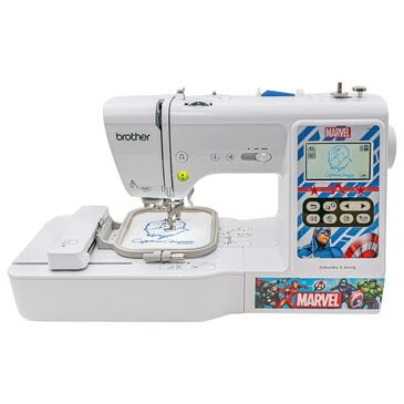 Brother Computerized Sewing and Embroidery Machine, , large