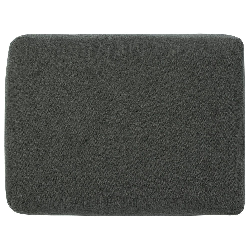 Signature Design by Ashley Bayonne Ottoman in Charcoal, , large