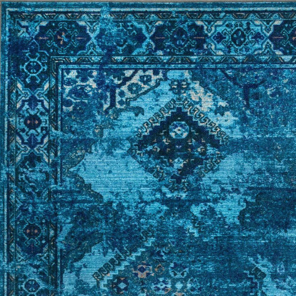"nuLOOM Giza MCGZ12D 6'7"" x 9' Blue Area Rug, , large"