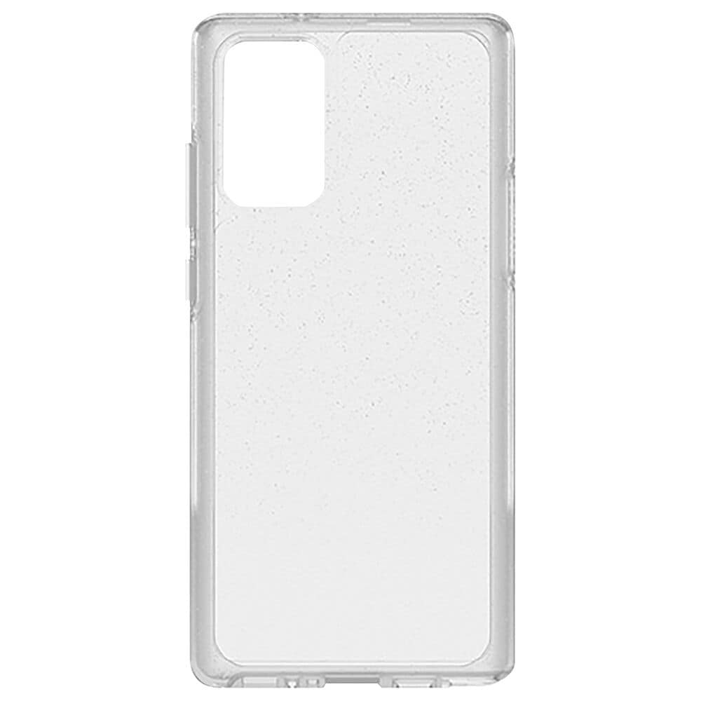 Otterbox Symmetry Series Clear Case for Galaxy Note 20 5G in Stardust Glitter, , large