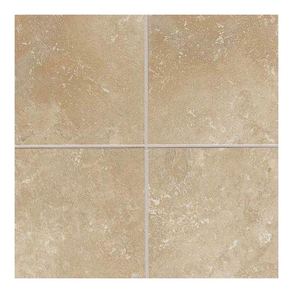 "Dal-Tile Sandalo Acacia Beige 6"" x 6"" Ceramic Tile, , large"