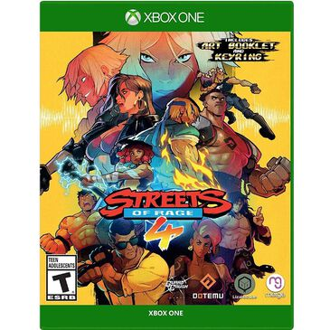 Streets of Rage 4 - Xbox One, , large