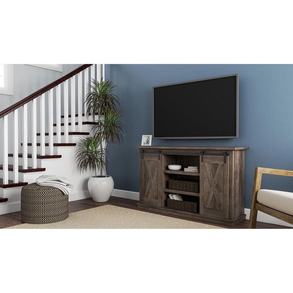 "Signature Design by Ashley Arlenbry Medium 54"" TV Stand in Weathered Oak, , large"