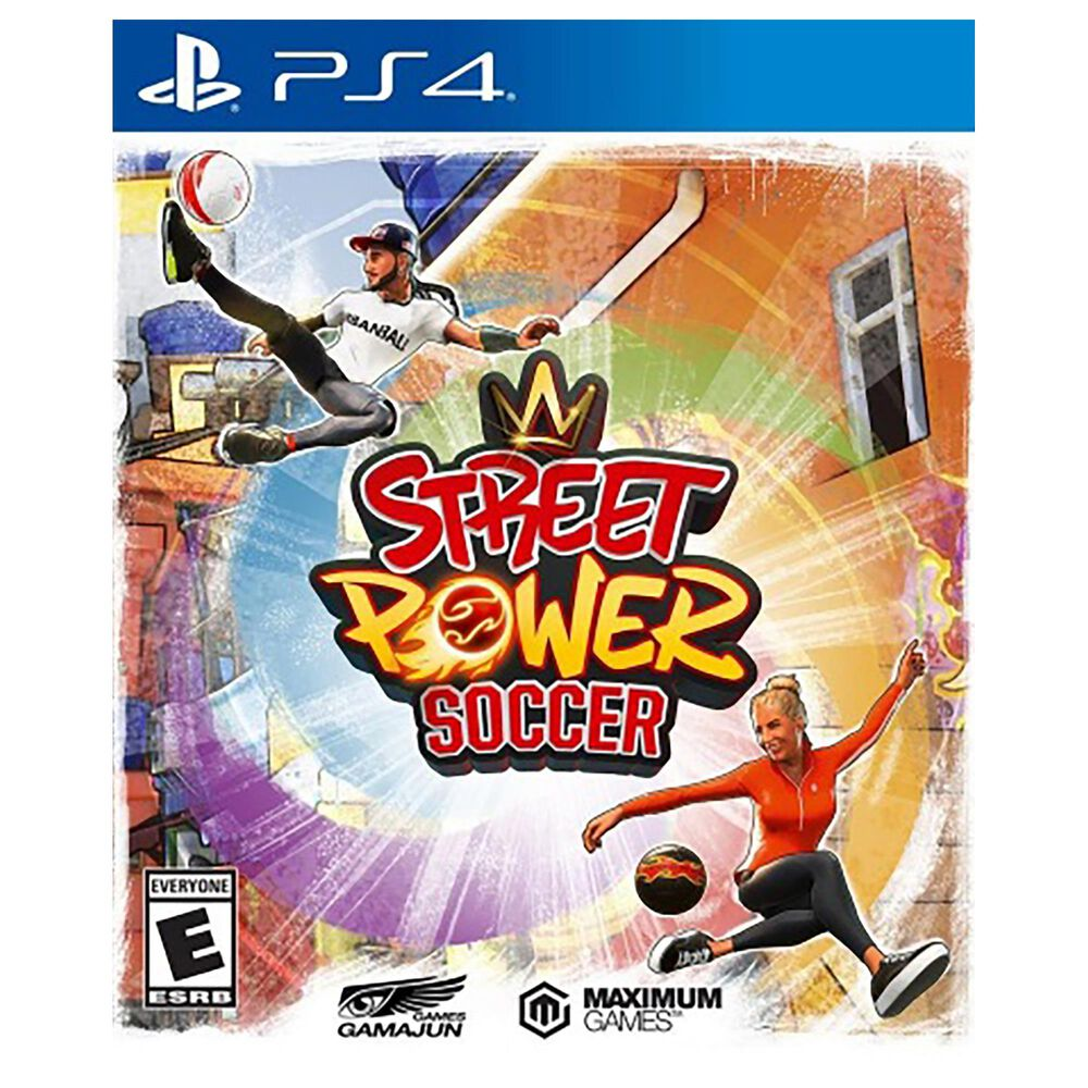Street Power Soccer - PlayStation 4, , large