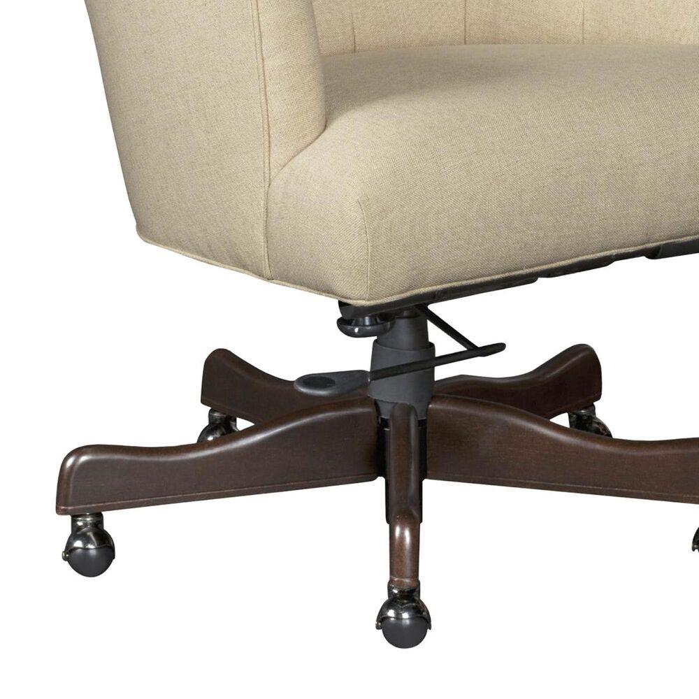 Hooker Furniture Larkin Oat Office Chair in Beige, , large