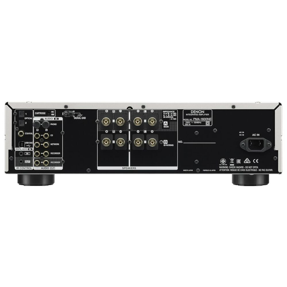 Denon PMA1600NE - Integrated Amplifier with DAC Mode, , large