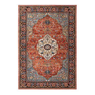 Karastan Spice Market Petra 90661 8' x 11' Multi Area Rug, , large