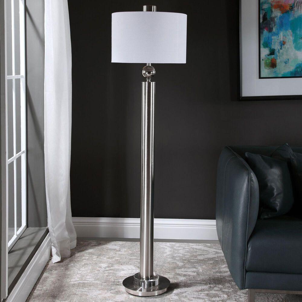 Uttermost Silverton Floor Lamp, , large