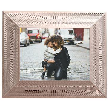 Aura Smith Digital Picture Frame in Platinum Rose, , large