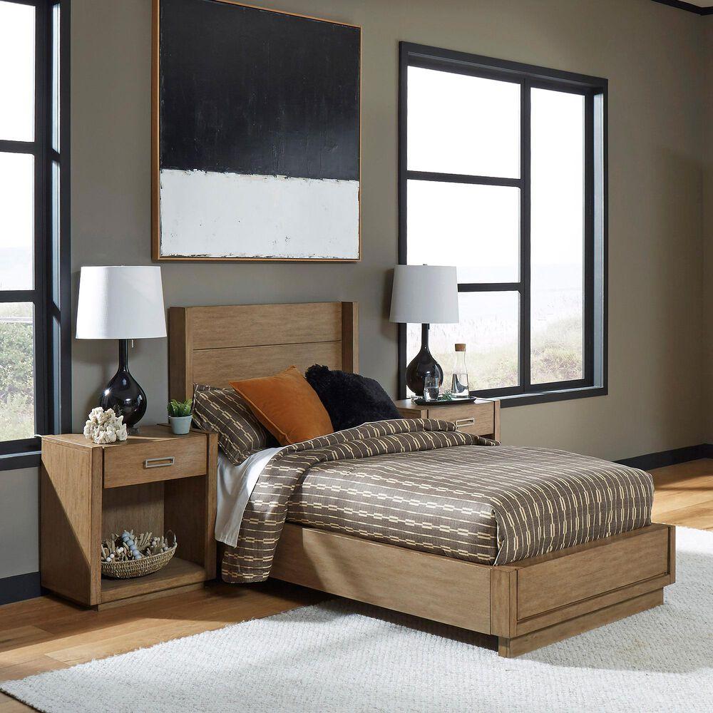 Home Styles Big Sur Nightstand in Oak, , large