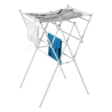 Honey Can Do Expandable Drying Rack in White, , large