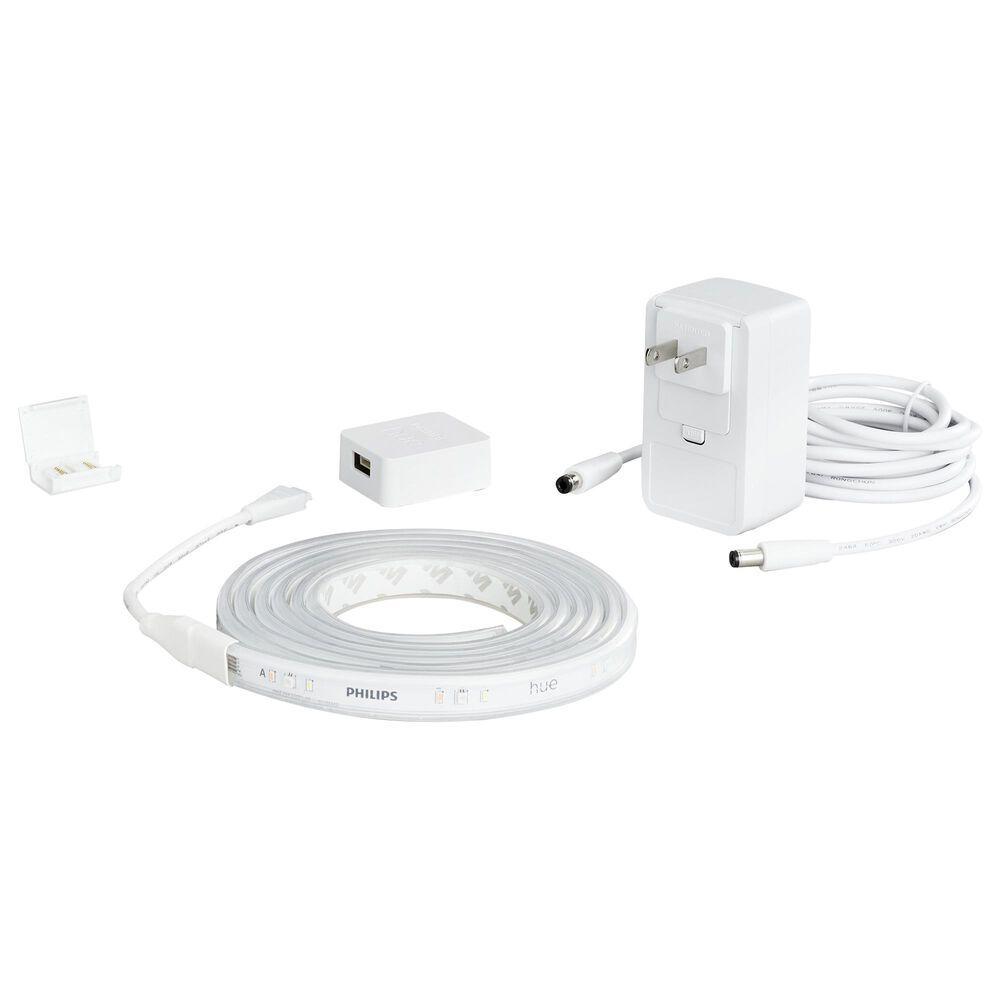 Philips 6' Light Strip Starter Kit in White, , large