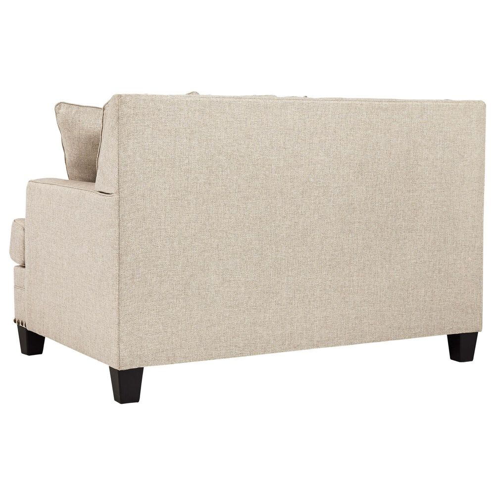 Signature Design by Ashley Claredon Loveseat in Linen, , large