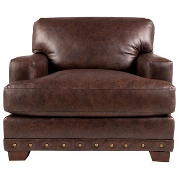 Hickorycraft Chair in Winslow Leather, , large