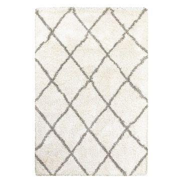 "Oriental Weavers Henderson 90W 5'3"" x 7'6"" Ivory/Grey Area Rug, , large"