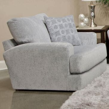 Hartsfield Lamar Chair and a Half in Shark, , large