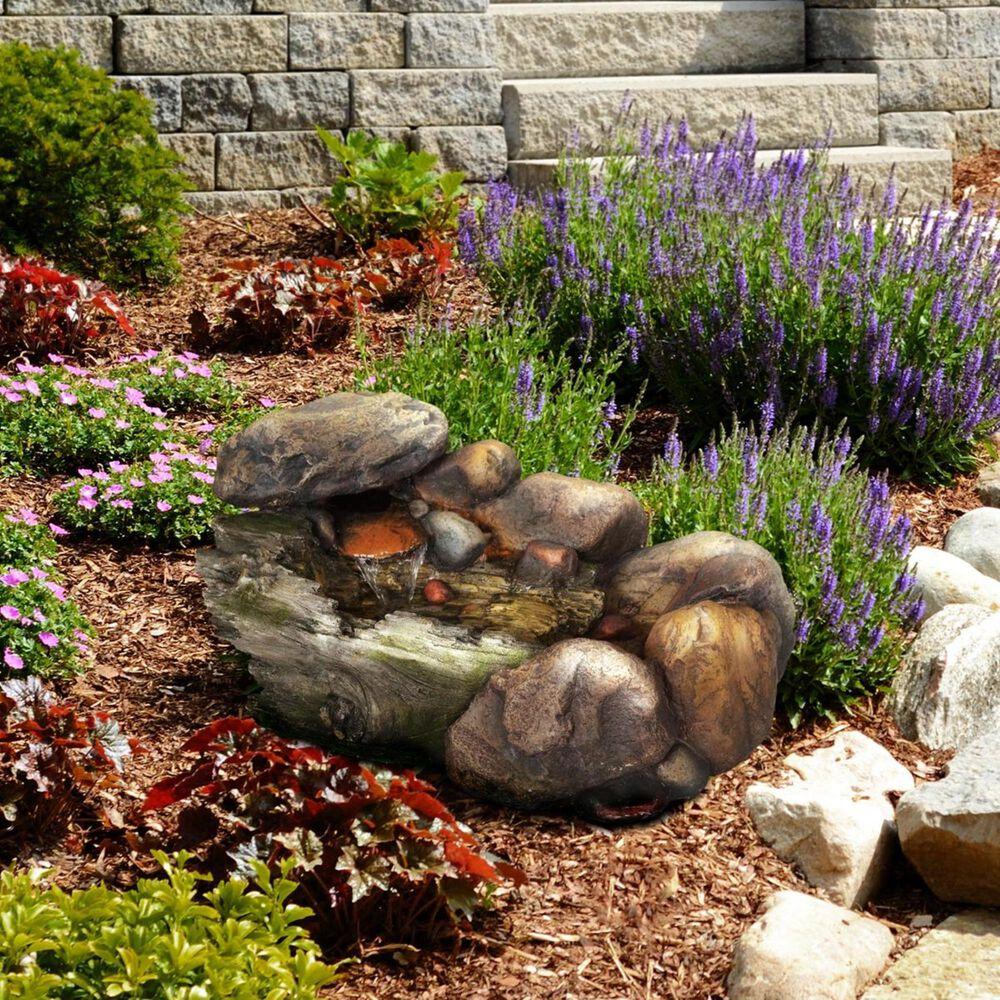 Timberlake Cascading Stone Fountain, , large