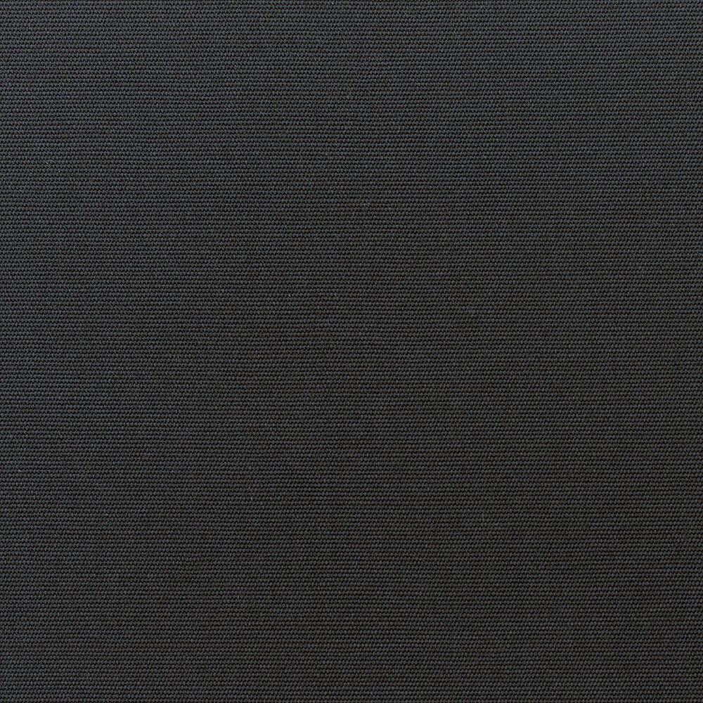 "Sorra Home Sunbrella 2-Piece 23"" x 25"" Deep Seating Cushion Set in Canvas Black, , large"