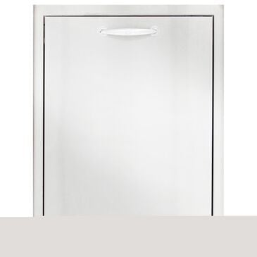 """Blaze 20"""" Double Trash Drawer in Stainless Steel, , large"""