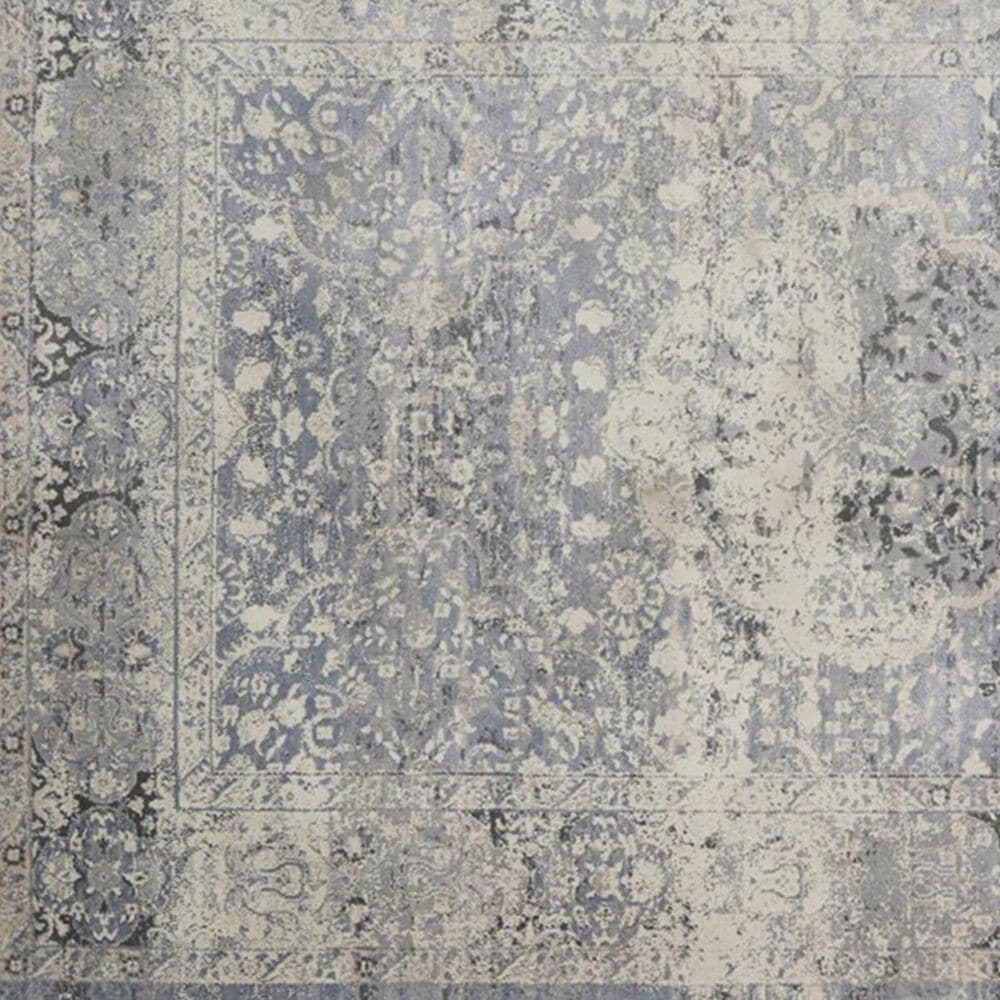 """Magnolia Home Everly VY-06 7'10"""" x 10'10"""" Mist Area Rug, , large"""