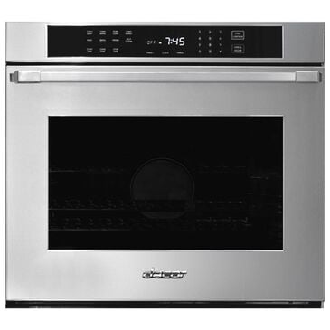 """Dacor Heritage 27"""" Single Wall Oven with Pro Handle in Stainless, , large"""