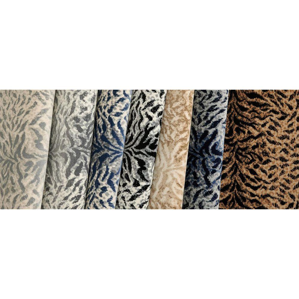 Stanton King Tiger Carpet in Silver, , large