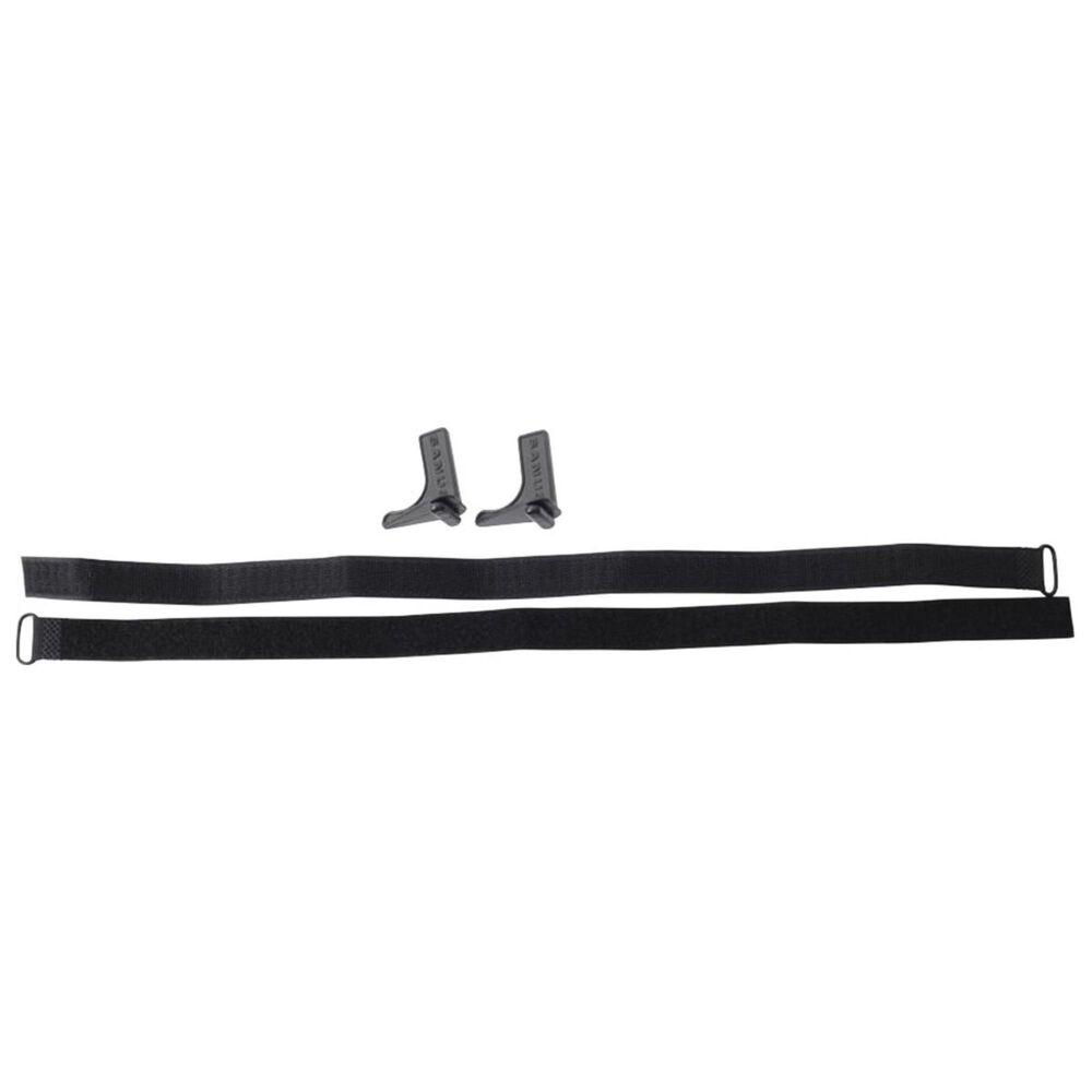 Sanus 1U Vented Rackmount Shelf in Black, , large