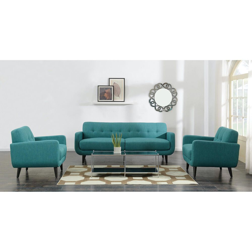 Mayberry Hill Hadley Sofa in Heirloom Teal, , large