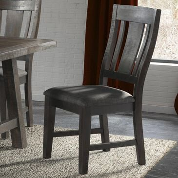 Mayberry Hill Cash Dining Side Chair in Dark Grey, , large