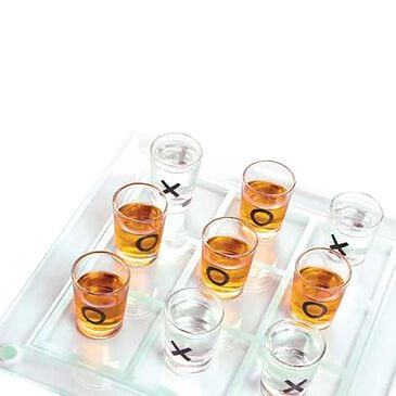 Home Essentials and Beyond Funville Tic Tac Toe with Shot Glasses, , large