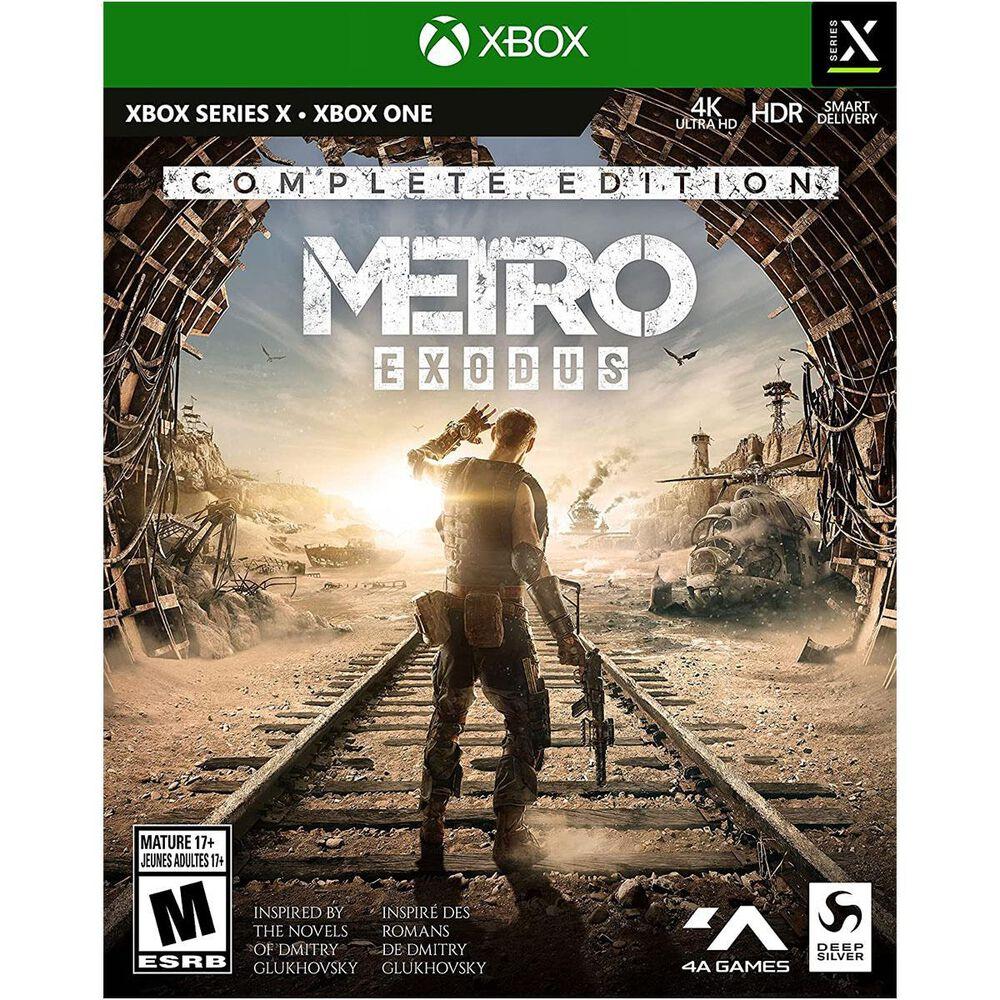 Metro Exodus Complete Edition - Xbox Series X, , large