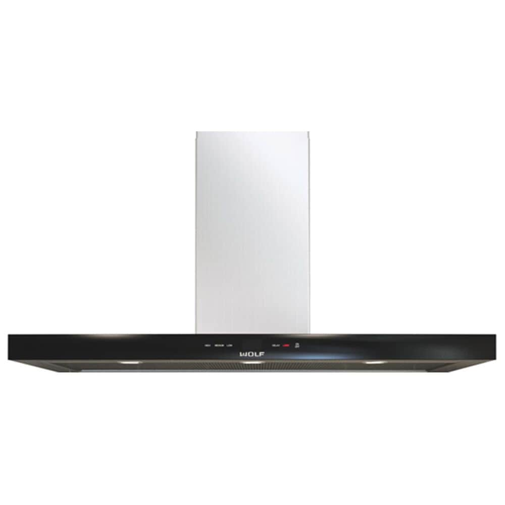 """Wolf 45"""" Wall Mount Chimney Range Hood in Stainless Steel, , large"""