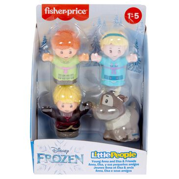 Fisher-Price Little People Frozen 4 Pack, , large