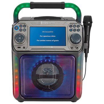 Singing Machine Groove Xl Karaoke System in Black, , large