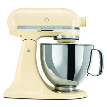 KitchenAid 5 Quart Artisan Stand Mixer in Almond, , large