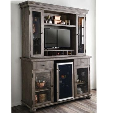 Radius Licensed Back Bar and Hutch, , large