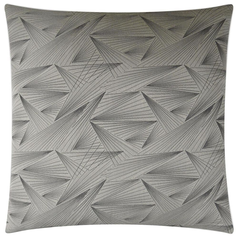 """D.V.Kap Inc 24"""" Feather Down Decorative Throw Pillow in Perspective, , large"""