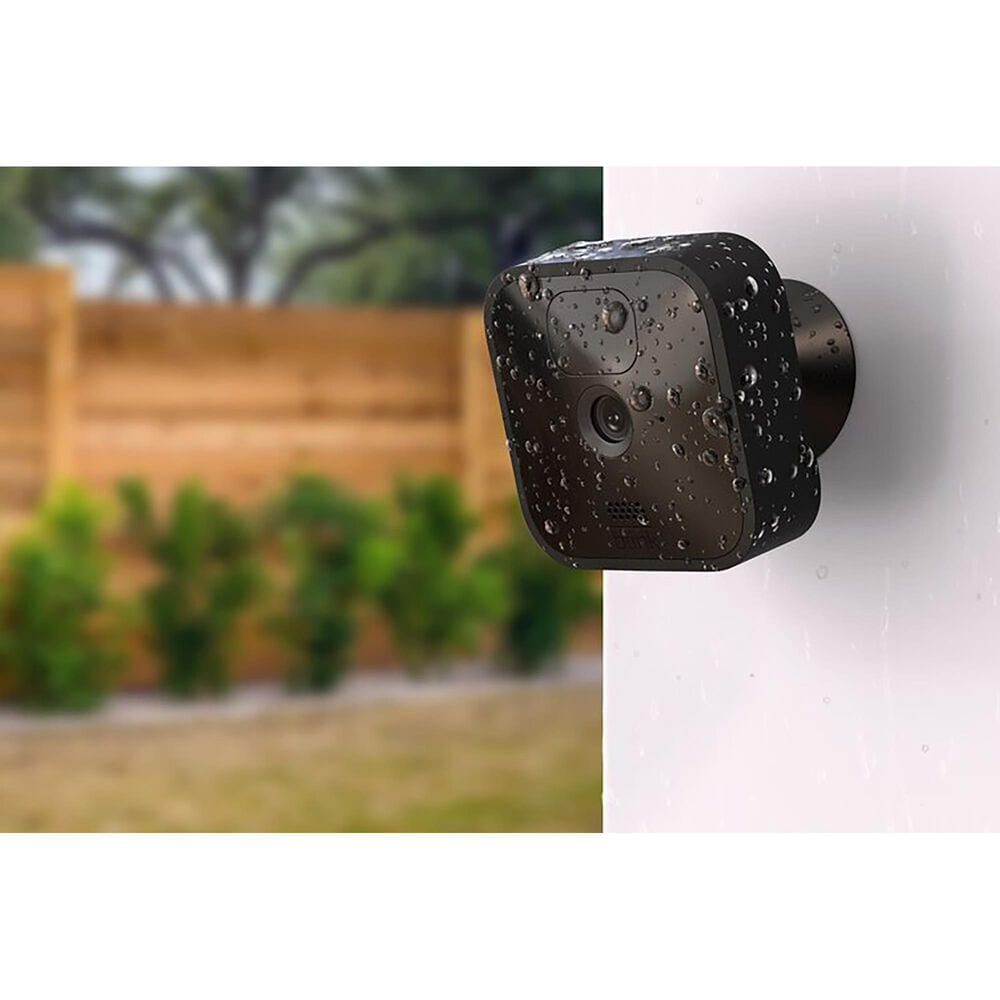 Blink Outdoor 5-Camera System in Black, , large