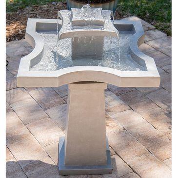 Kenroy Quad Floor Fountain in Concrete, , large