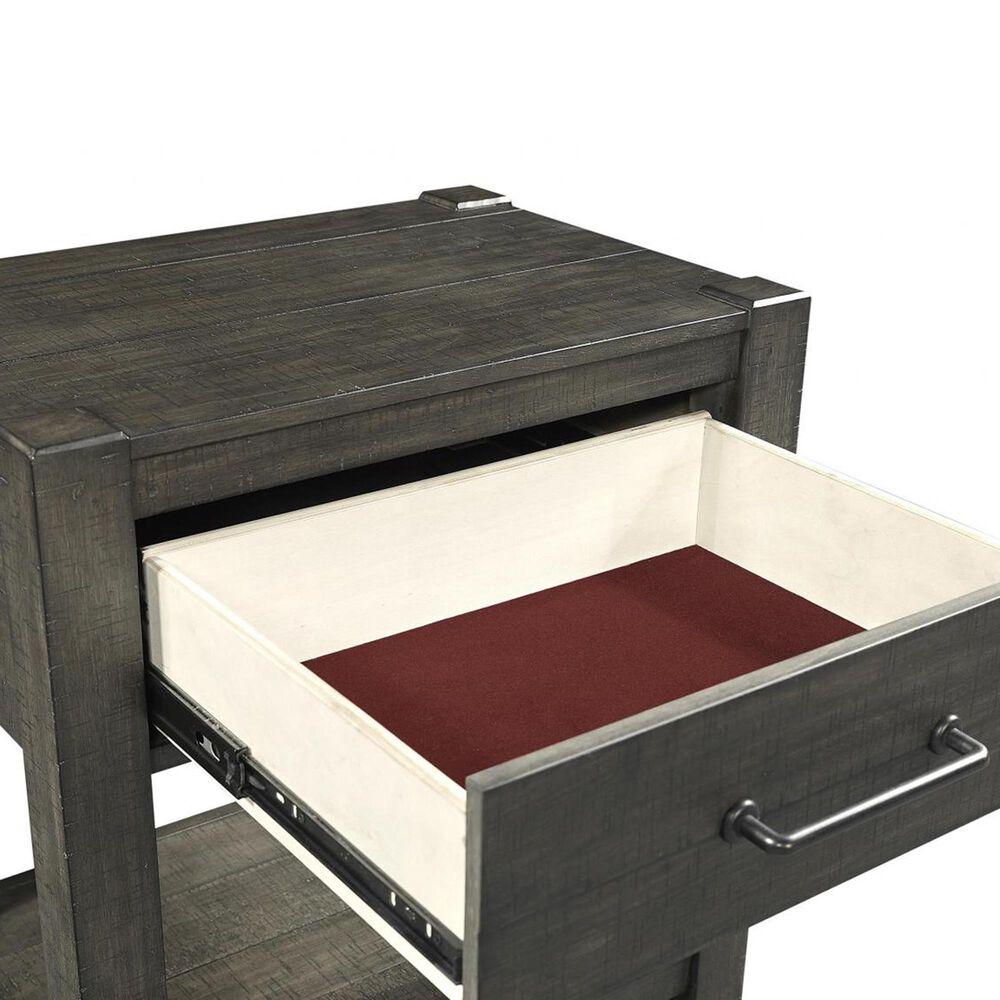 Riva Ridge Mill Creek 4 Piece Twin Storage Bed Set in Carob, , large