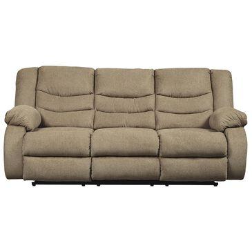 Signature Design by Ashley Tulen Reclining Sofa in Mocha, , large