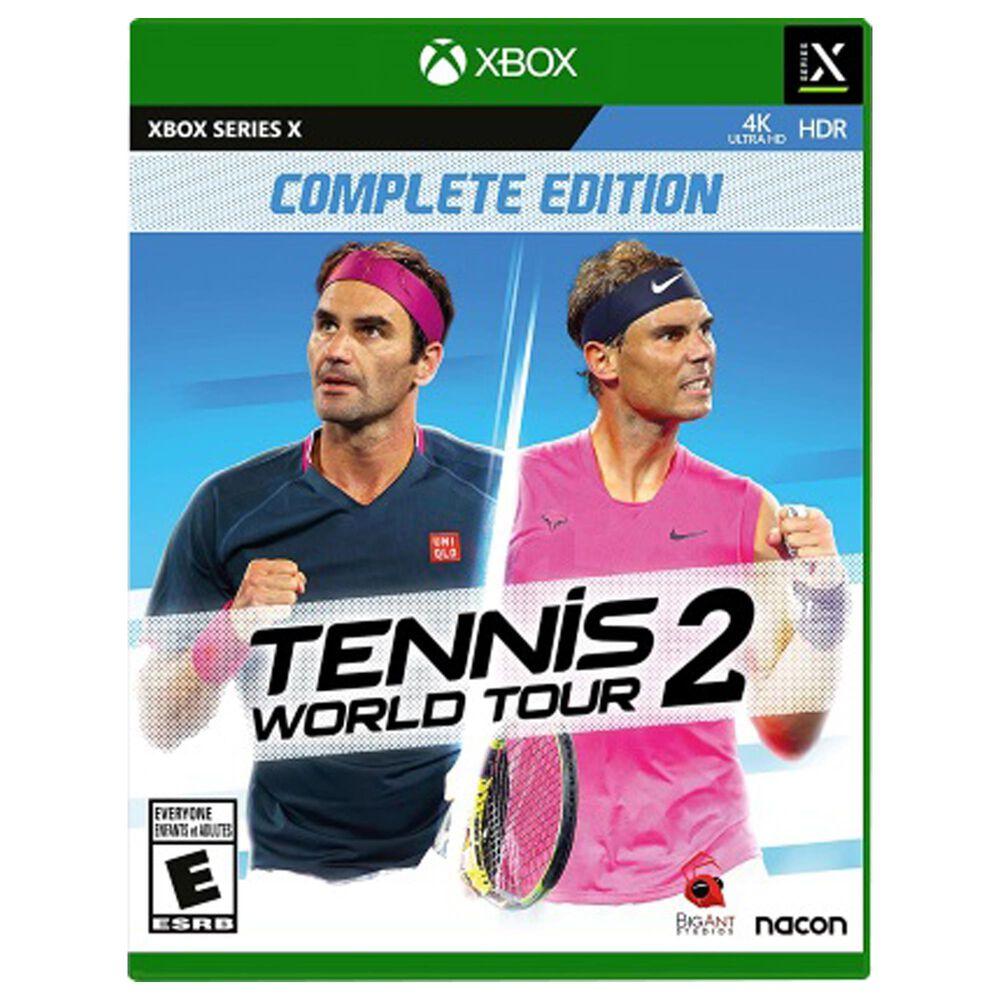 Tennis World Tour 2 - Xbox Series X, , large